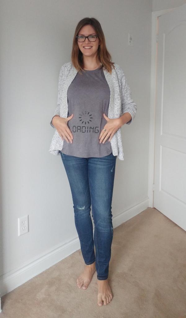 Pregnancy reveal | flimsylion.com