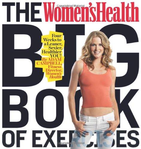 Women's Health Big Book of Exercises   flimsylion.com