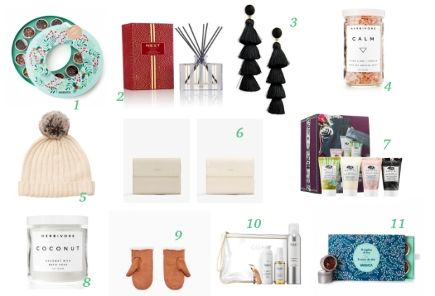 Christmas Gift Guide for Pregnant Women | flimsylion.com